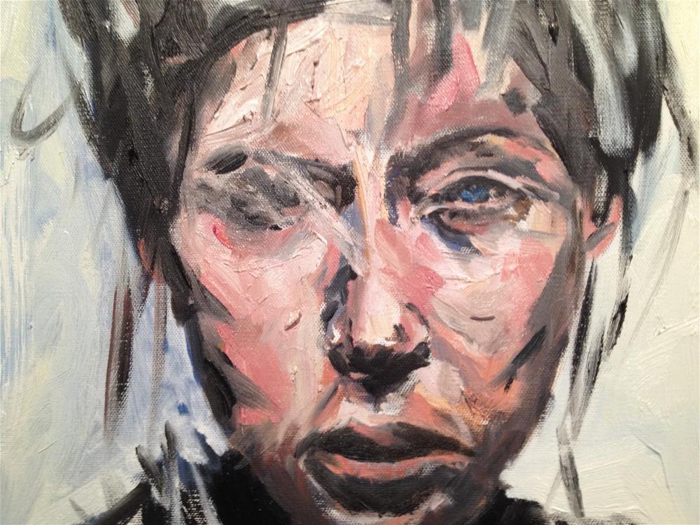 """self"" original fine art by paul smith"
