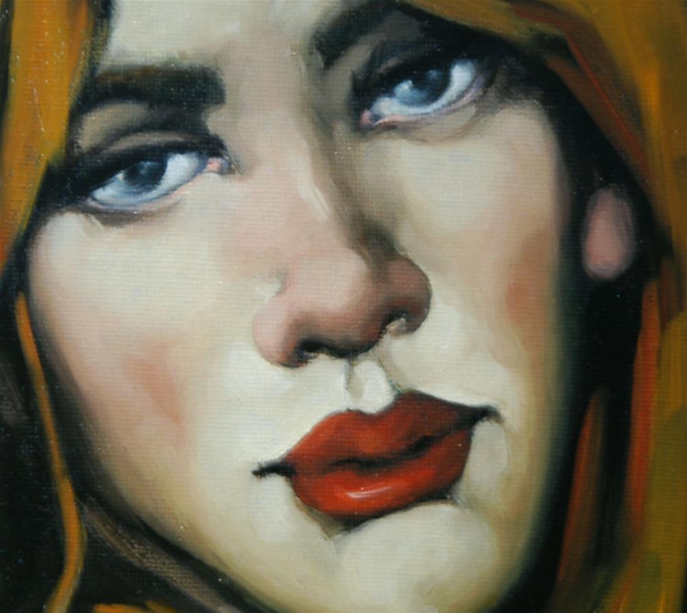 """""""'Cascade'"""" original fine art by Kayleen Horsma"""