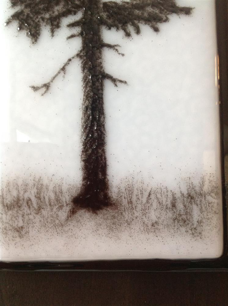 """NW Tree #1"" original fine art by Calloway Meiners"