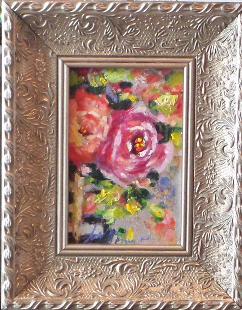 """Honor"" original fine art by Susie Monzingo"