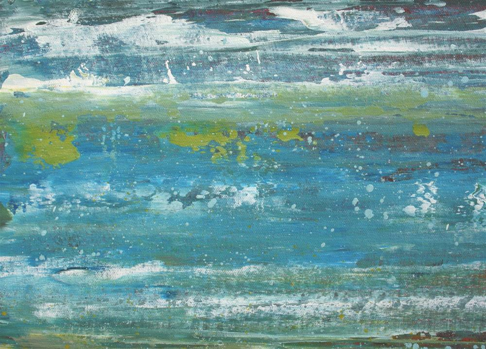 """Seaside"" original fine art by Sage Mountain"