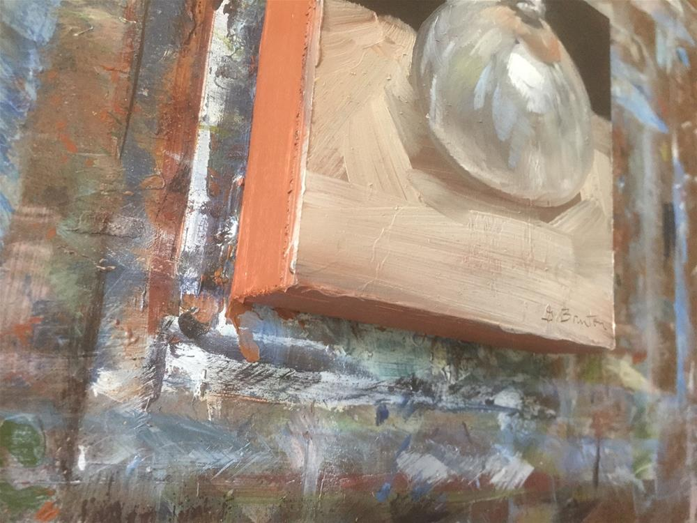 """Onion"" original fine art by Gary Bruton"