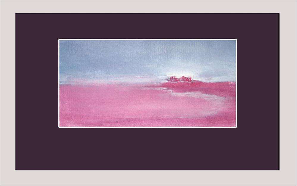 """Deserted"" original fine art by Alina Frent"