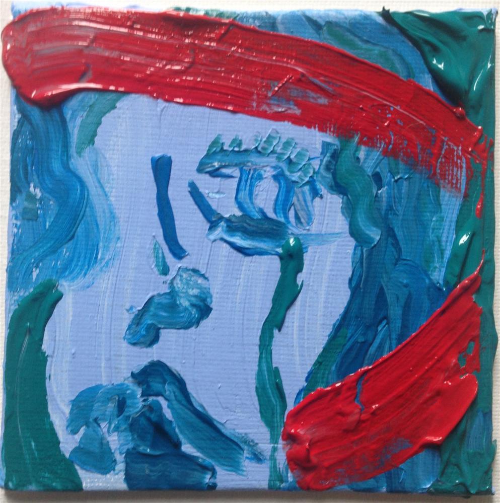 """TEMPESTUOUS"" original fine art by Ellis Charles Hoffmeister"