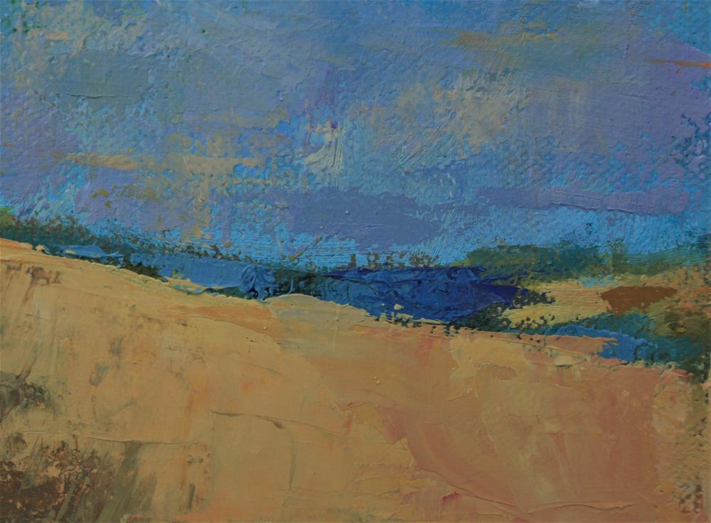 """""""Summer Light"""" original fine art by Jane Robertson"""