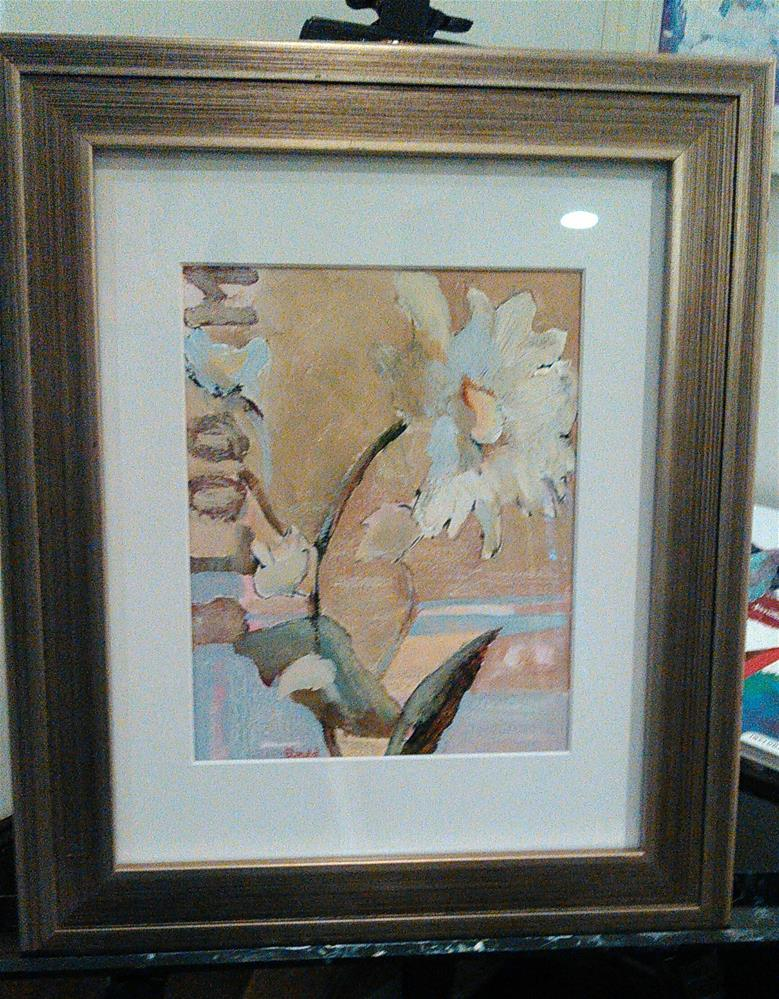 """Time To Bloom"" original fine art by Ann Rudd"