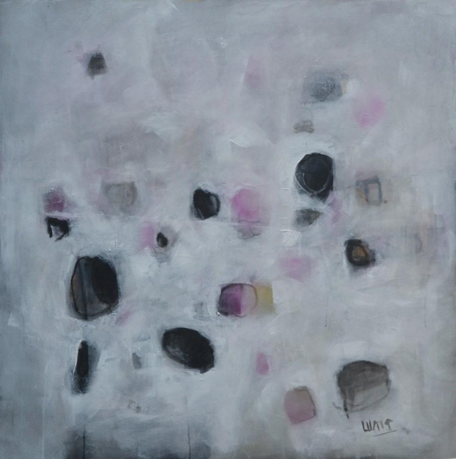 """""""BBB#41"""" original fine art by wawan ms"""