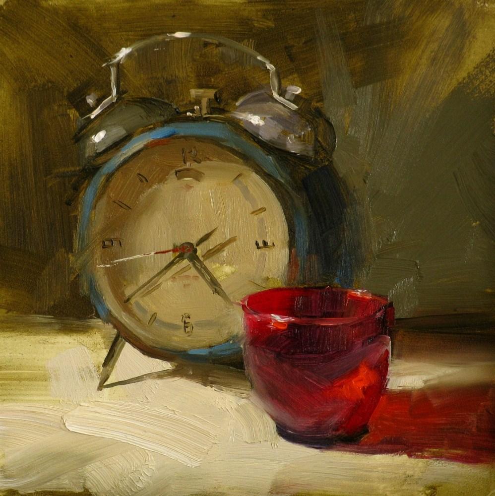"""""""Frozen Time"""" original fine art by Qiang Huang"""