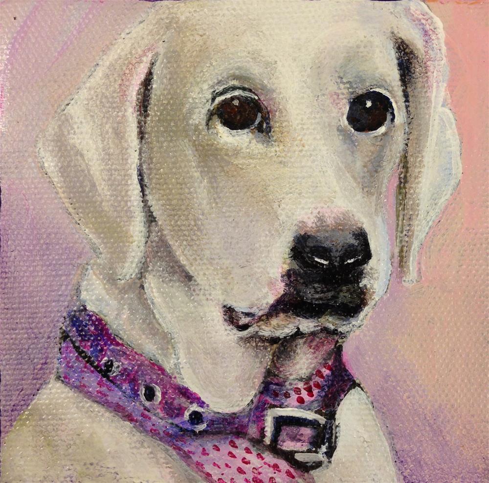 """""""GQ Cannoli"""" original fine art by Debbie Yacenda"""