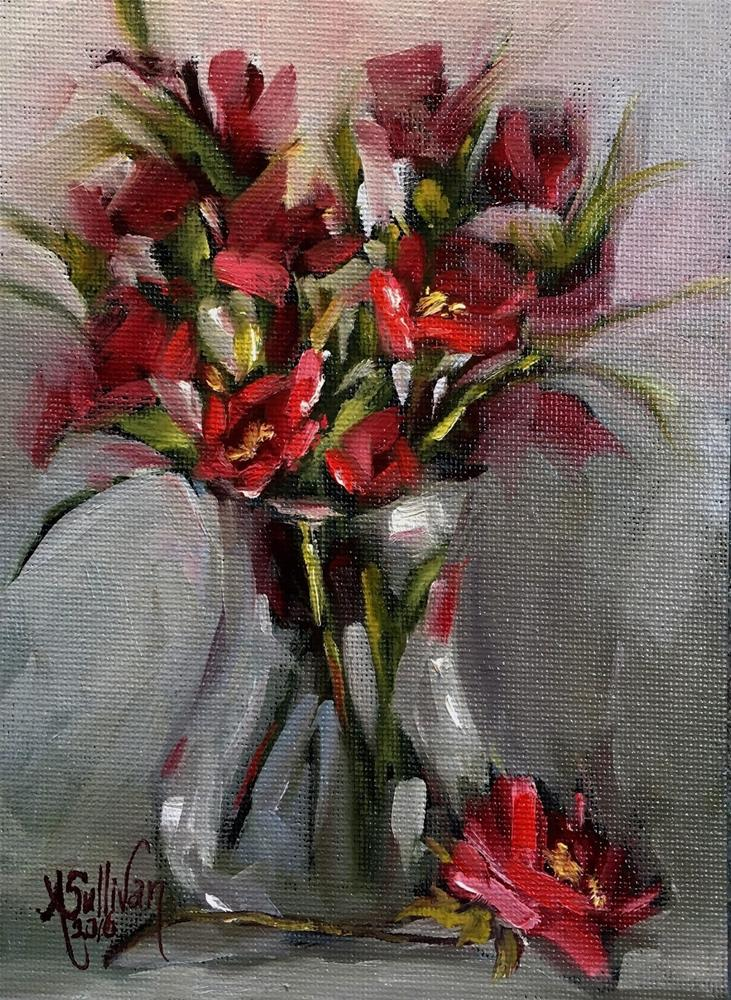 """Special Effects still life painting by Alabama Artist Angela Sullivan"" original fine art by Angela Sullivan"