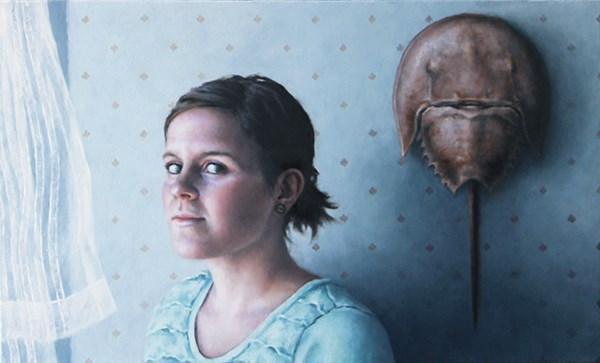 """Restless Tides"" original fine art by Sarah Becktel"