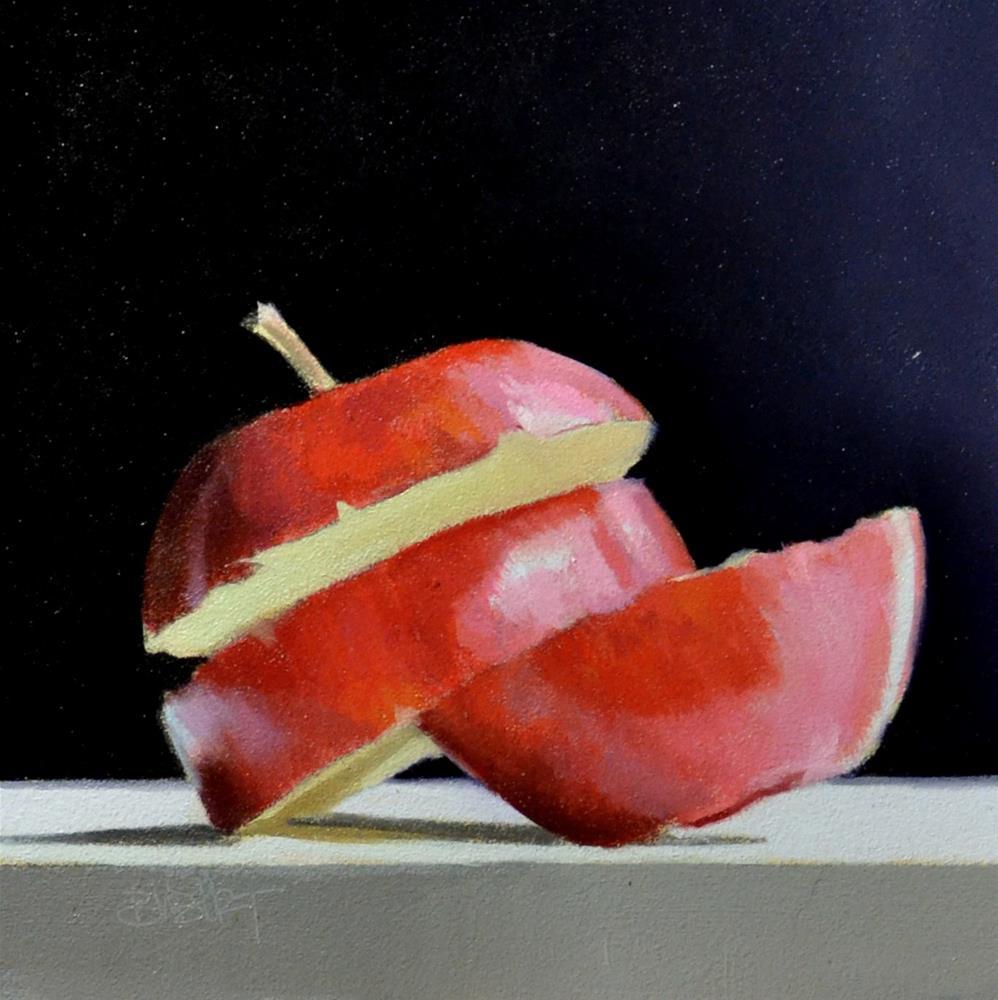 """""""#372 Fuji Slice #2"""" original fine art by Brian Burt"""