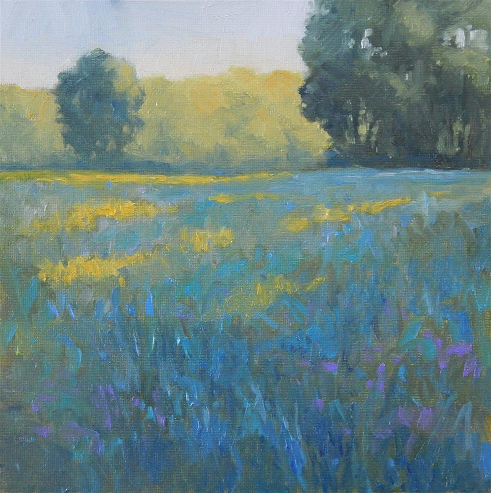 """First Morning Light"" original fine art by Lisa Kyle"