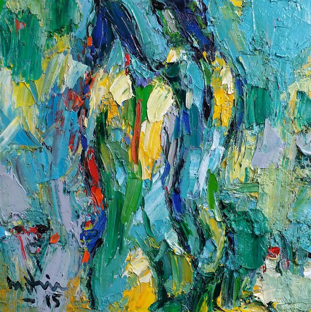 """Nude (1)"" original fine art by Duc Tran"