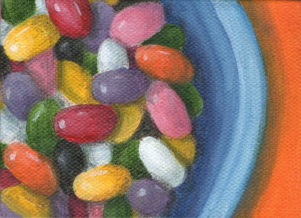 """Sugar Rush"" original fine art by Debbie Shirley"