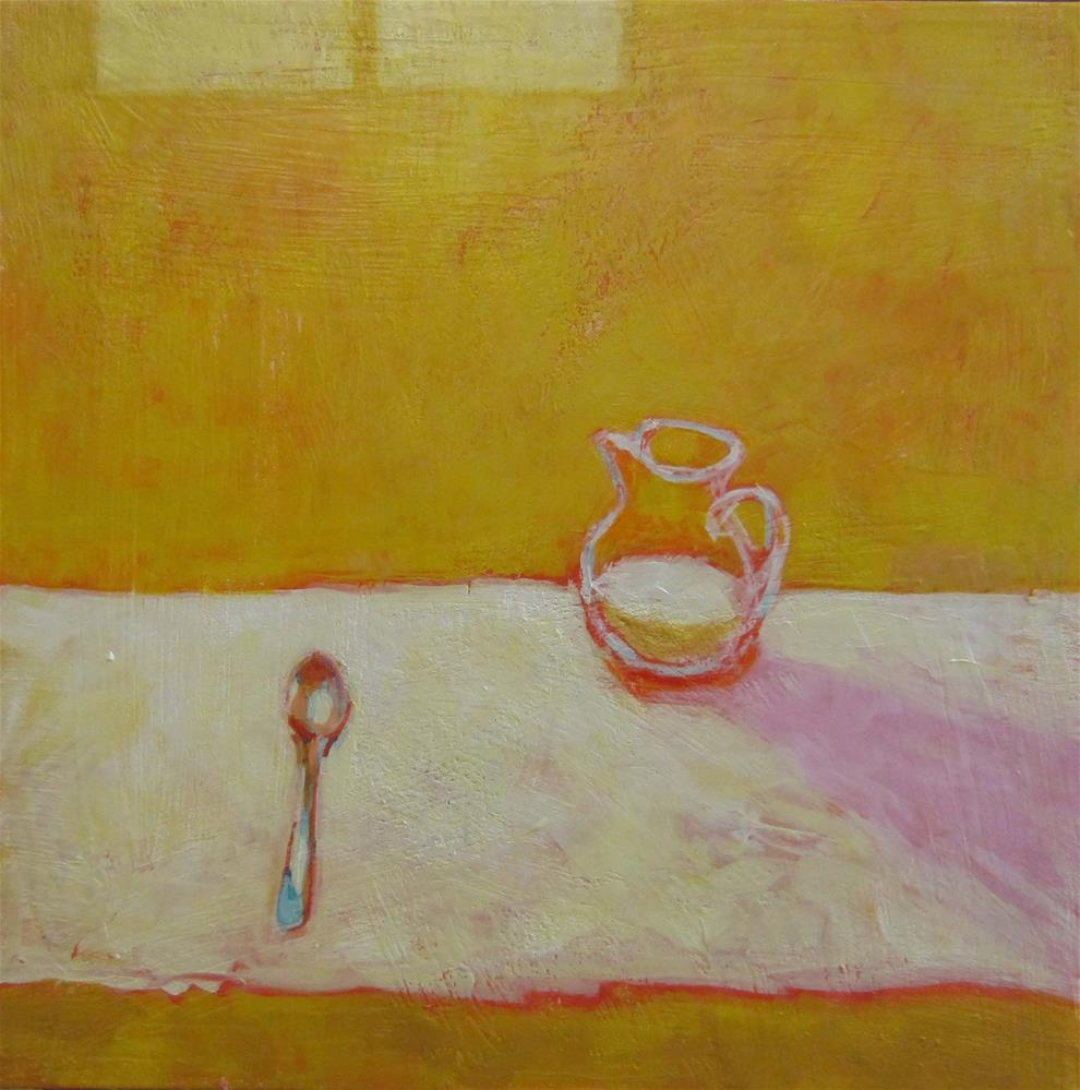"""New Day"" original fine art by Kristina Davidson"