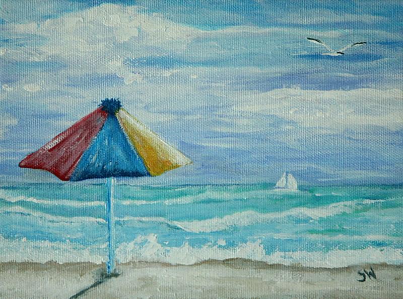 """Untitled"" original fine art by Sunny Williams"