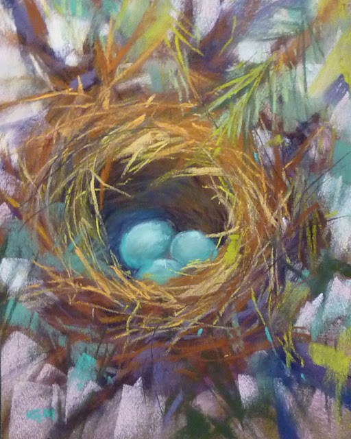 An Interview with Karen Margulis..Daily Paintworks Artist in the Spotlight original fine art by Karen Margulis
