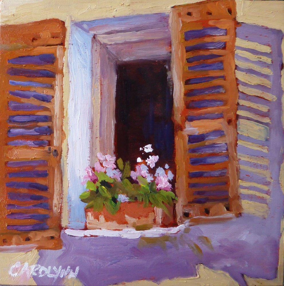 """""""Cast Shadow"""" original fine art by Carolynn Doan"""