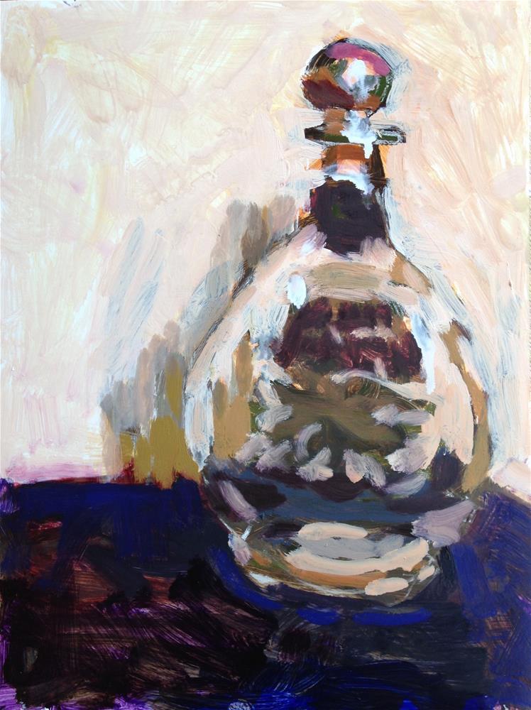 """""""Clear Beauty"""" original fine art by Pamela Hoffmeister"""