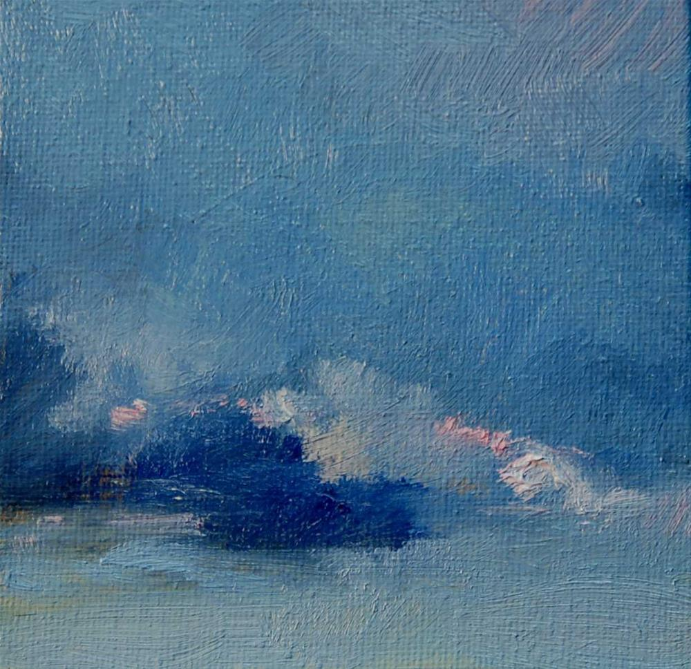 """sky1. challenge"" original fine art by Vova DeBak"