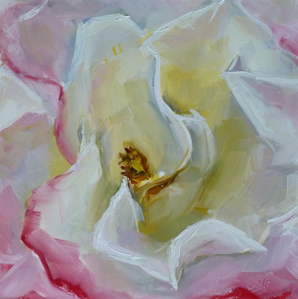 """Just Delightful"" original fine art by Cindy Greene"