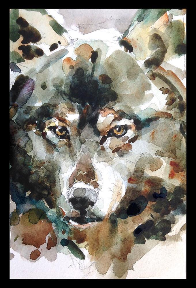 """Alpha"" original fine art by Stephen Ravenscraft"