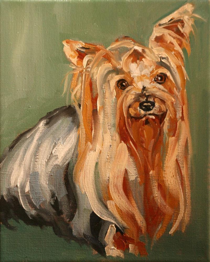 """paisley"" original fine art by Carol Carmichael"
