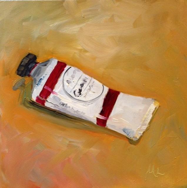 """""""Alizarin"""" original fine art by Marjie Laizure"""