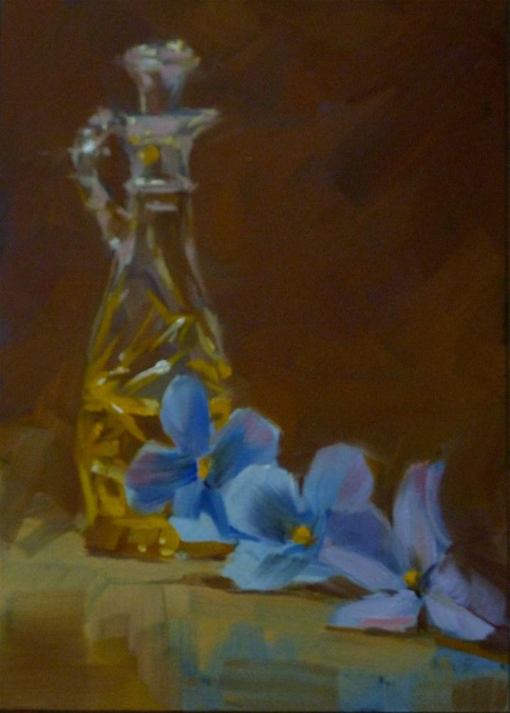 """Olive Oil"" original fine art by Ron Ferkol"