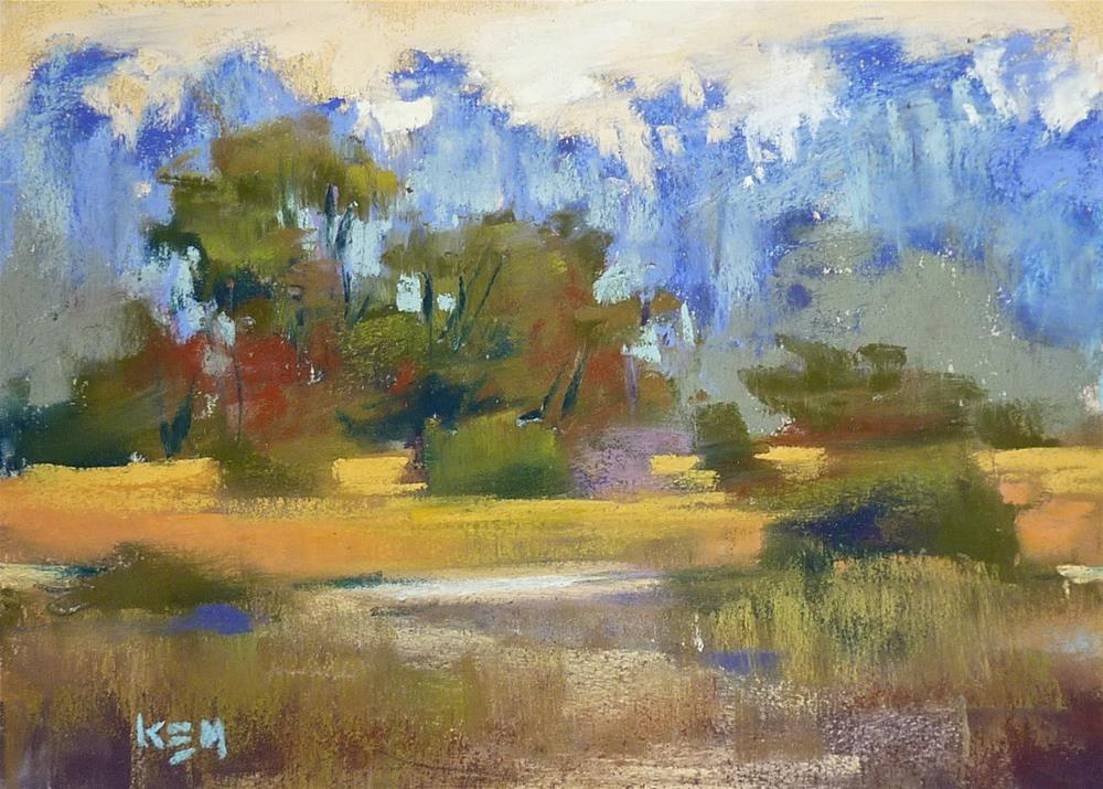 """A Great Way to Protect and Share Pastel Paintings"" original fine art by Karen Margulis"