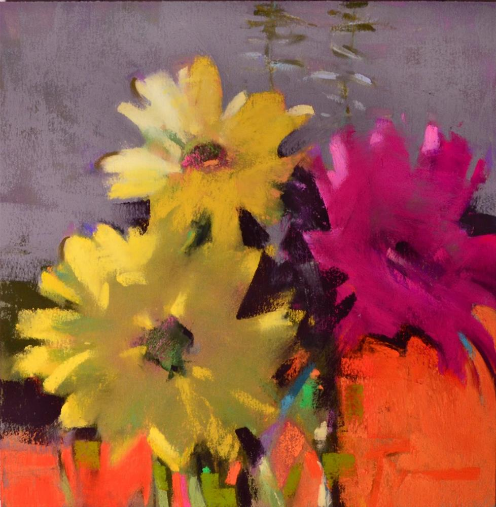 """Limelight"" original fine art by Jennifer Evenhus"