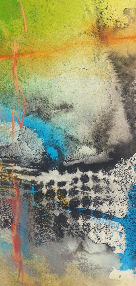 """Variation"" original fine art by Becky Chappell"