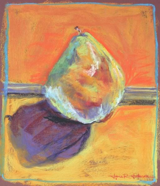"""Pearennial"" original fine art by Jana Johnson"