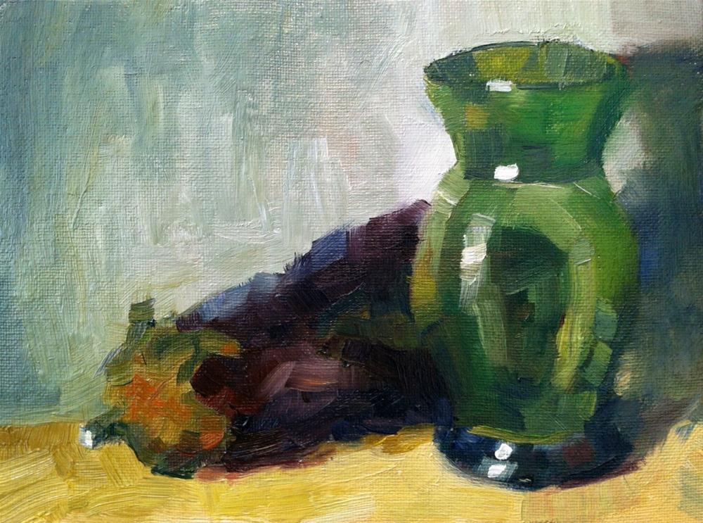 """Dusk"" original fine art by Michael Williamson"