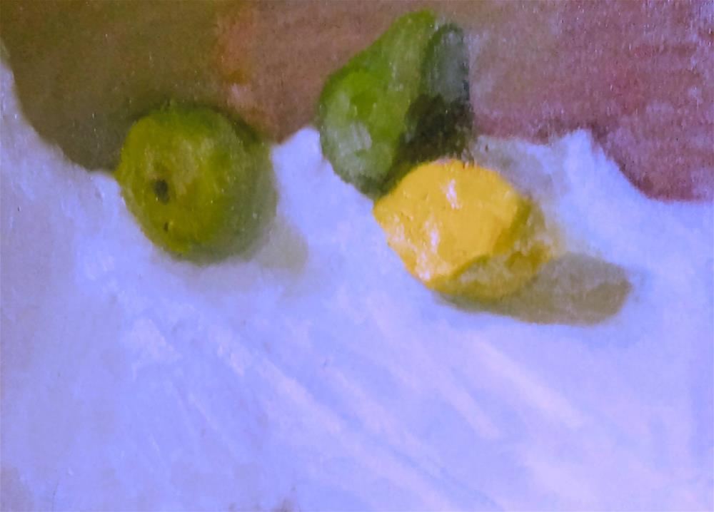"""Still Life Composition"" original fine art by Fred Medley"