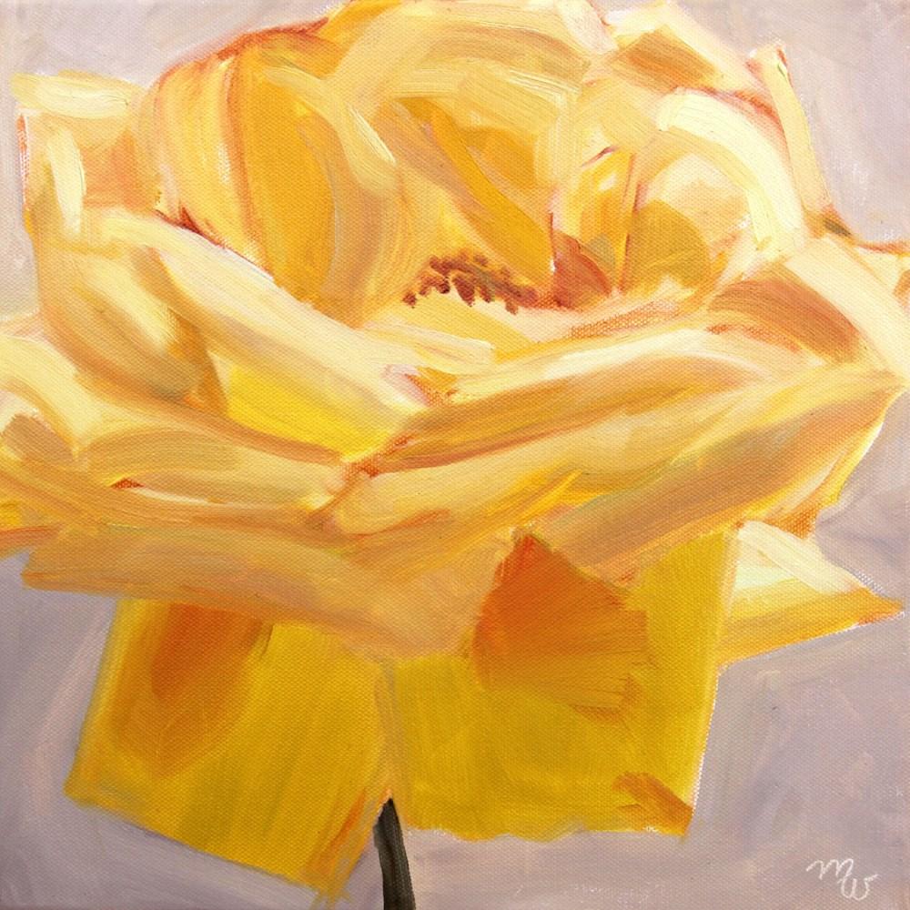"""Rachel, Karen O'Neil Workshop"" original fine art by Merrill Weber"