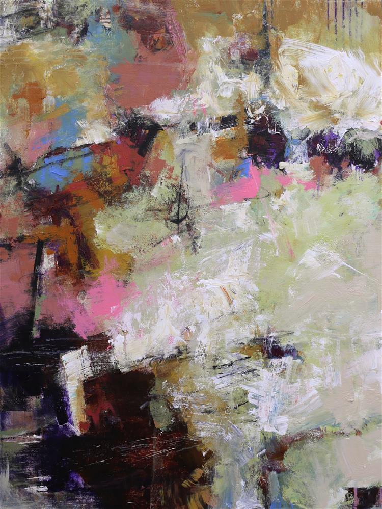 """Volition"" original fine art by Elizabeth Chapman"