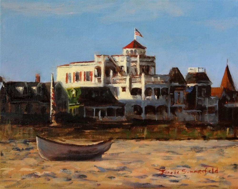 """""""Cape May VI"""" original fine art by Jonelle Summerfield"""