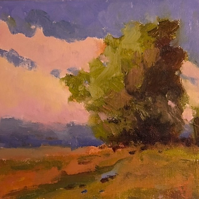 """""""Skyward"""" original fine art by Victoria  Biedron"""