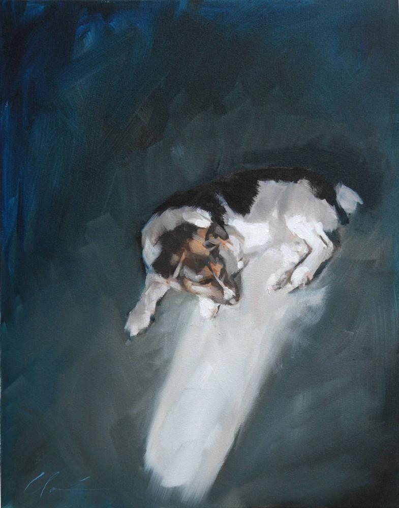 """Illumination"" original fine art by Clair Hartmann"