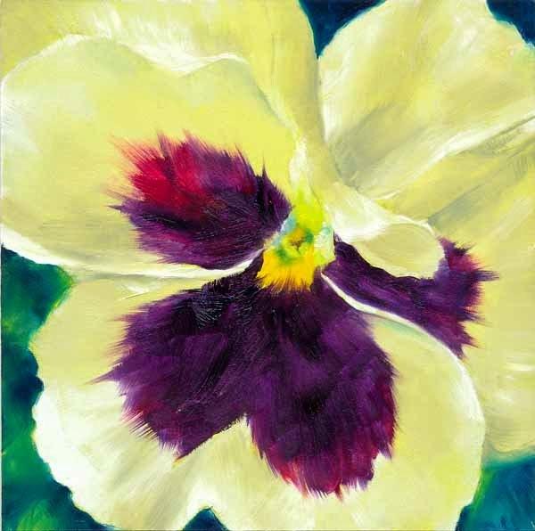 """""""Come Spring"""" original fine art by Brenda Ferguson"""