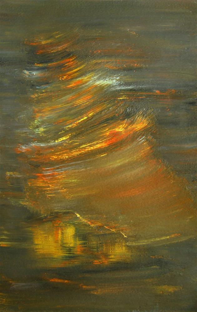 """""""Force Of Nature"""" original fine art by Alina Frent"""