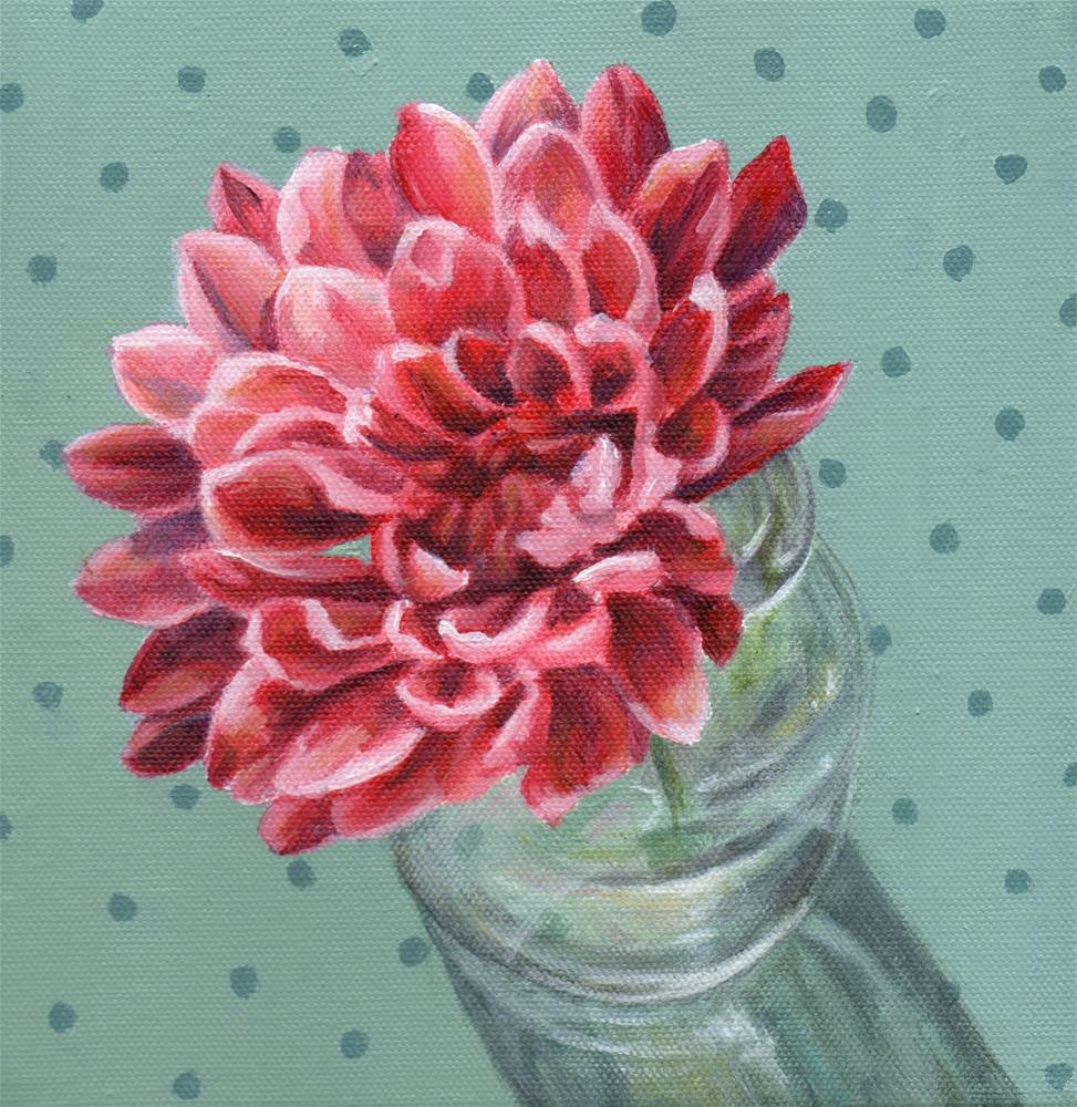"""Left Behind"" original fine art by Debbie Shirley"