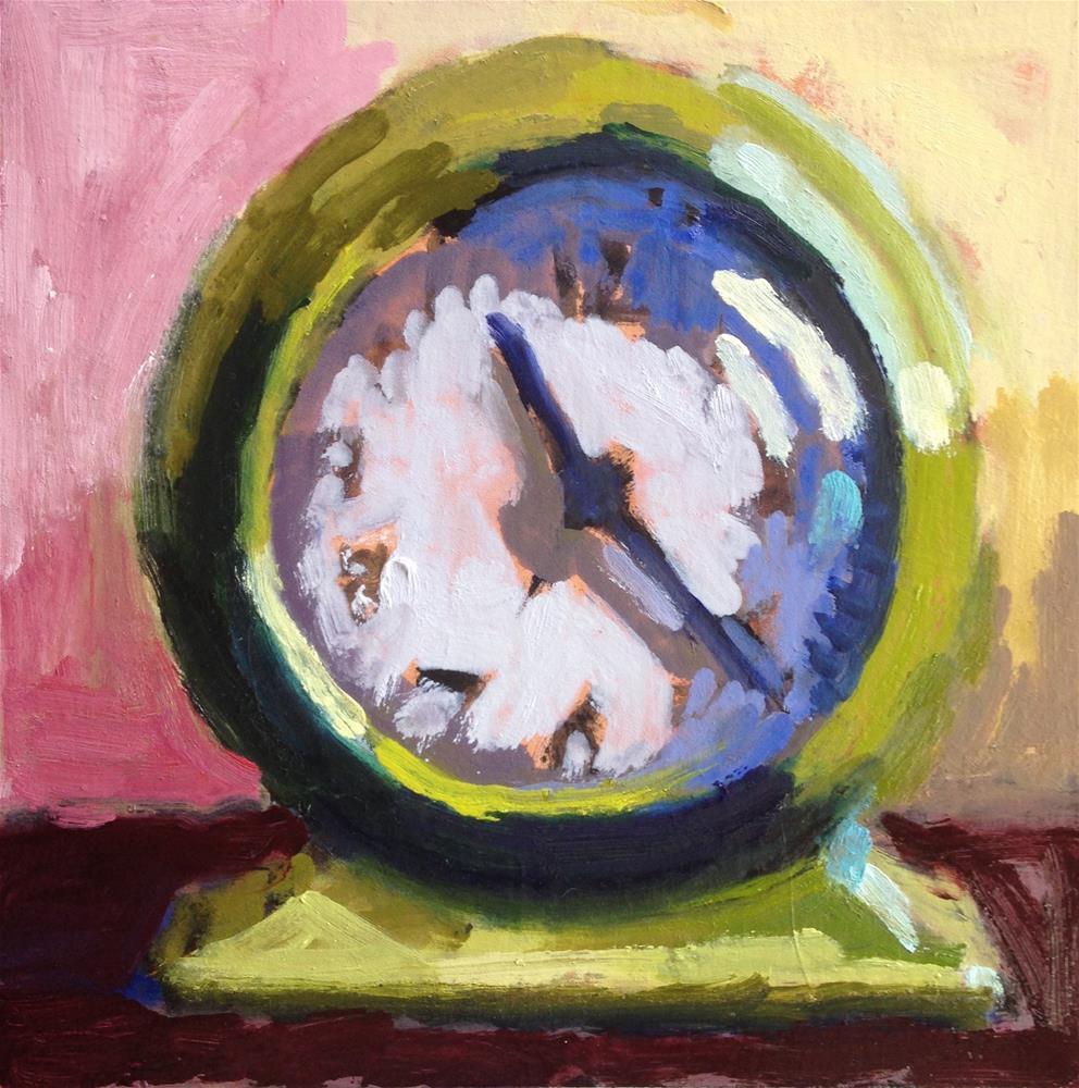 """Gift of Time"" original fine art by Pamela Hoffmeister"