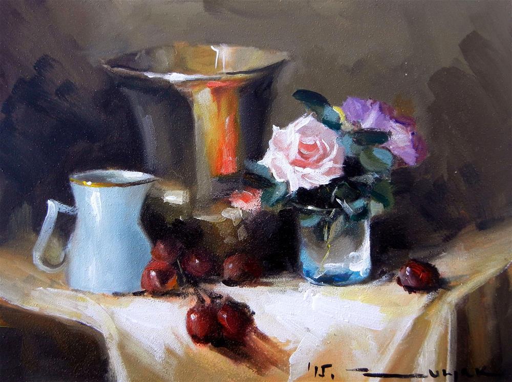 """Cup"" original fine art by Dragan Culjak"
