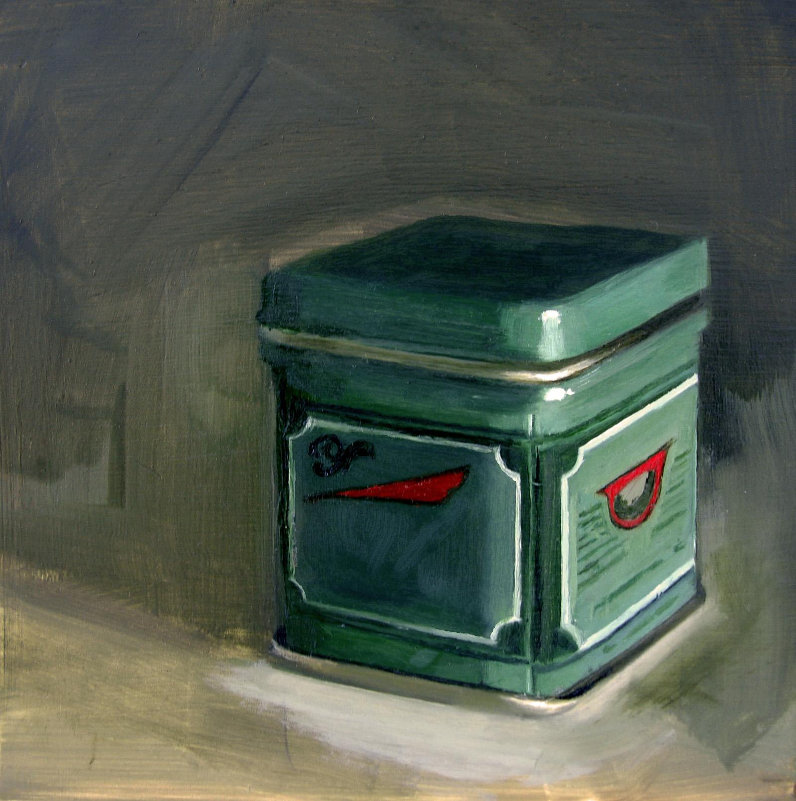 """""""Bag Balm Tin (no.31)"""" original fine art by Michael William"""
