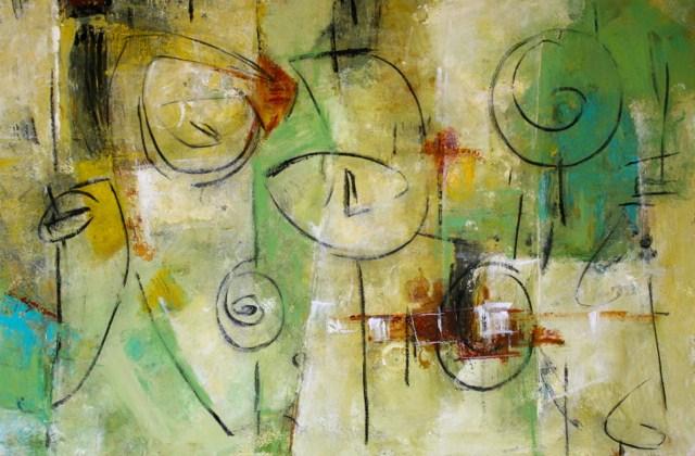 """""""Essence"""" original fine art by Elizabeth Chapman"""