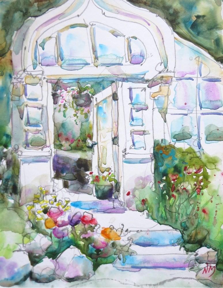 """""""gems"""" original fine art by Nora MacPhail"""