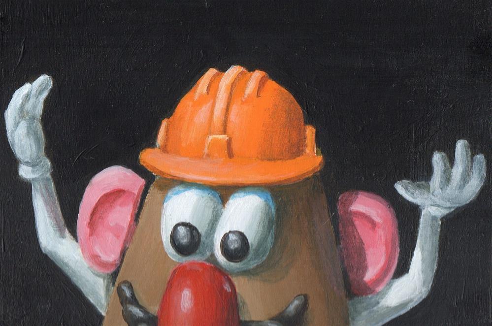 """Surrender"" original fine art by Debbie Shirley"